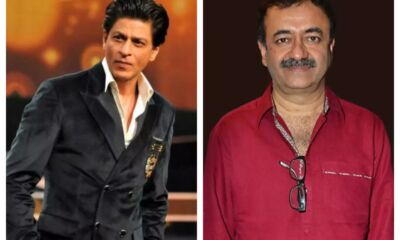 Shahrukh khan new film with Rajkumar Hirani