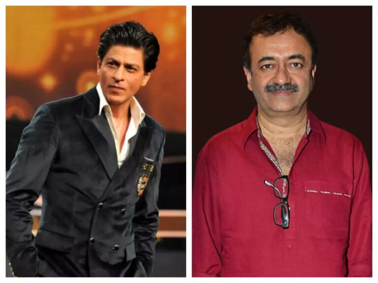 Shahrukh Khan To Work In Raj Kumar Hirani's Film After His Last Film 'Zero'