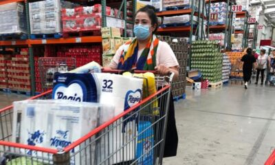 Shopping during coronavirus