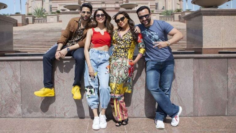 Bunty Aur Babli 2 Completes Shooting In Abu Dhabi, Pictures Goes Viral On Internet