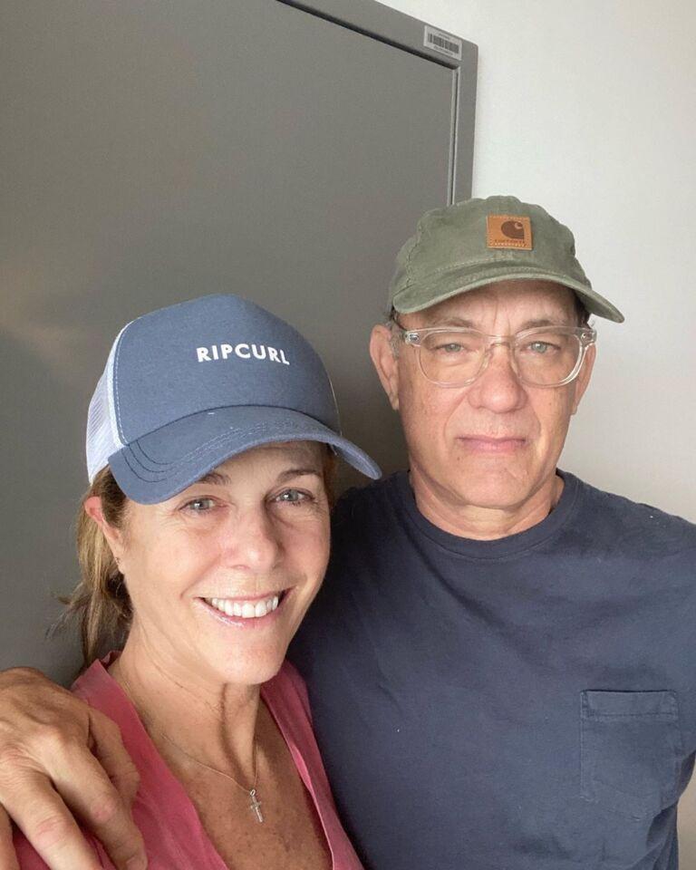 Hollywood Superstar Tom Hanks Is Victim Of CoronaVirus: Shared A Post