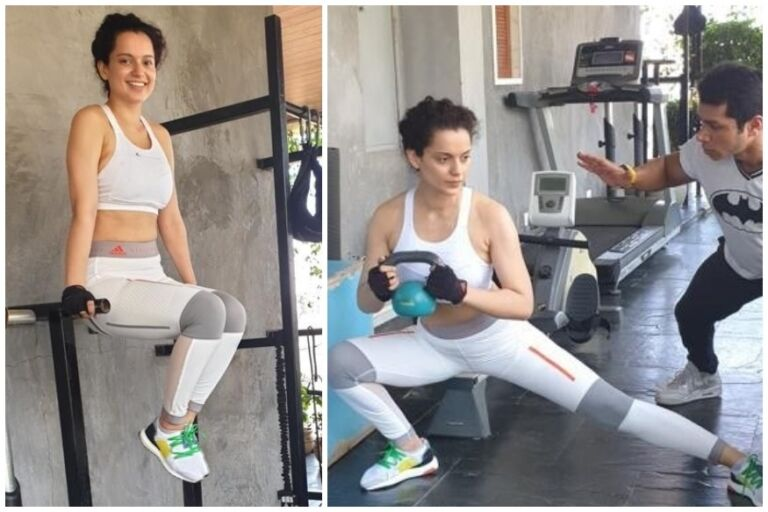 """Kangana Ranaut To Lose 20 Kg In Just 2 Months For Her Movie """"Dhaakad"""""""