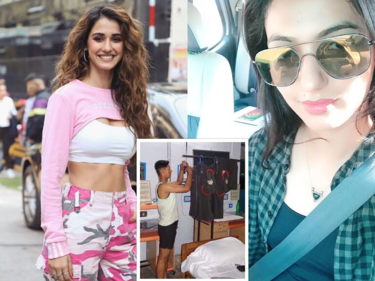 Disha Patani's Sister Khusbhoo Share Pics Of Her Army Training Days