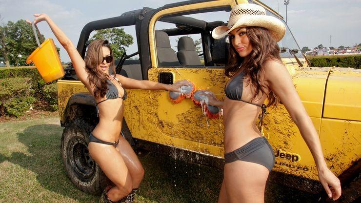 Nikki Bella and Brie Bella top 10 hot pics