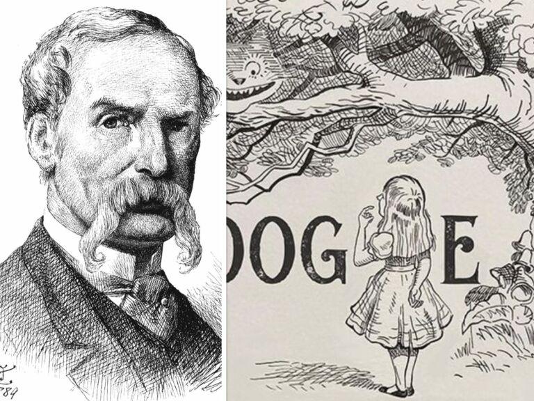 Sir John Tenniel Google Doodle: Google Pays Tribute On His 200th Birthday