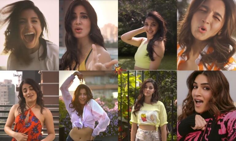 Don't Miss! Katrina, Alia, Anushka, Kiara, Janhvi, And Kriti Come Together For Irrfan Khan's New Song