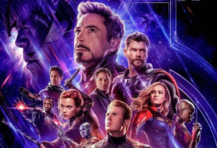 Avengers: Endgame earnings