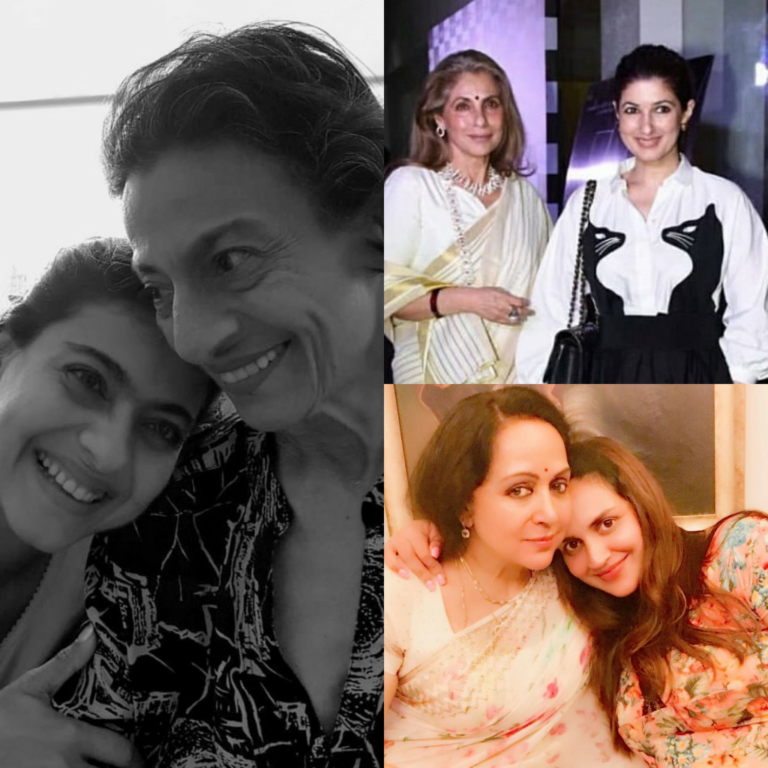 Mother Daughter Duos Of Bollywood Spreading Fire