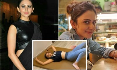 Rakul preet viral video