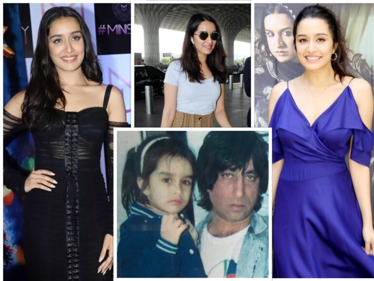 Happy Birthday Shraddha Kapoor: Her Career And Candid Pictures