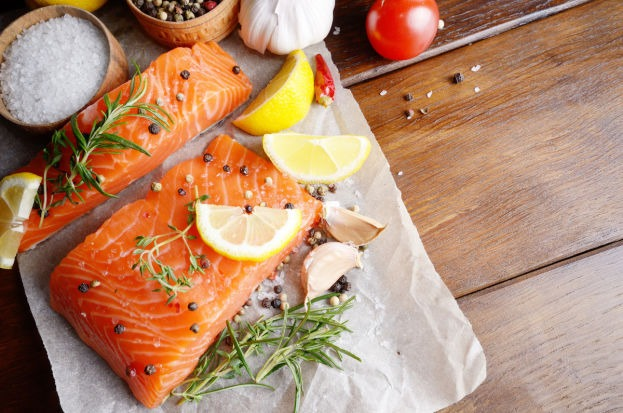 Diets During Pregnancy- fish