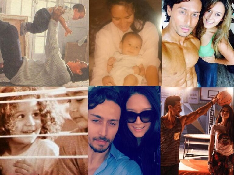 Happy Birthday Tiger Shroff: Tiger Shroff's Photographs With Family And Story Of His Life
