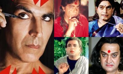 Transgender roles by bollywood actors