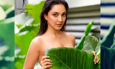 Kiara advani nude photoshoot