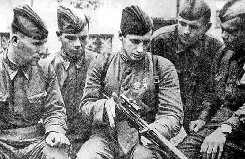 Vladimir Pchelintsev top 10 sniper