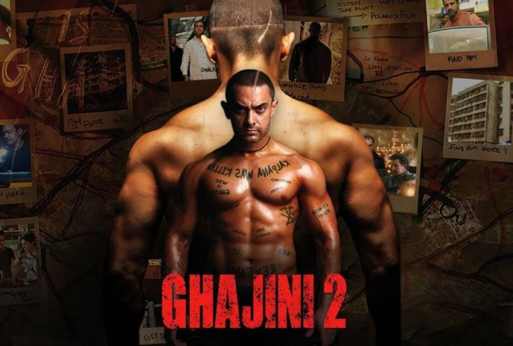 Ghajini 2 latest news