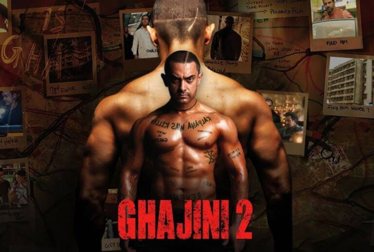 GHAJINI 2 TO BE MADE, MAKERS GIVES HINT ON SOCIAL MEDIA