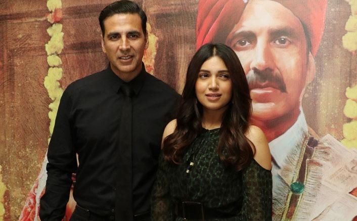 Bhumi Pednekar Takes All Responsibility In Akshay Kumar's Film 'Durgavati' On Her Shoulders