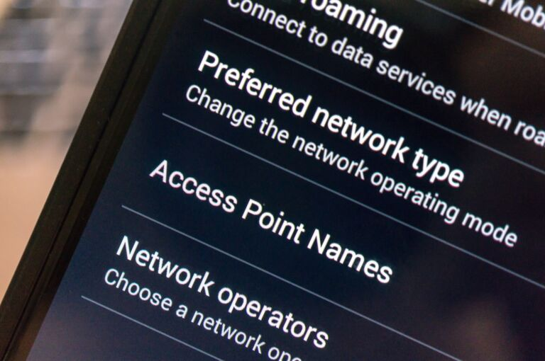 How To Create And Setup APN Settings On Your Android Device