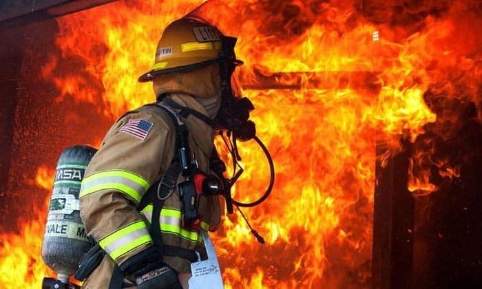 Firefighter job