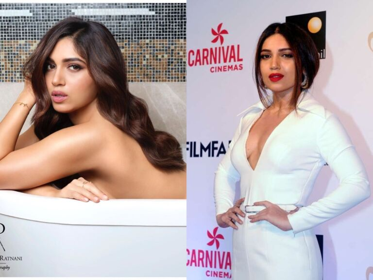 Bhumi Pednekar Goes Topless For Dabboo Ratnani Calendar 2020, See Photos