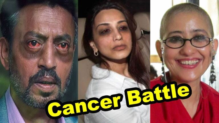 List Of Bollywood Star Who Have Won Their Battle Against Cancer