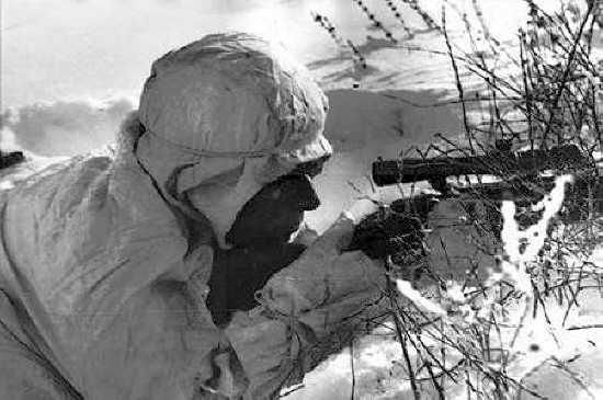 Ivan Kulbertinov top 10 sniper with most kills