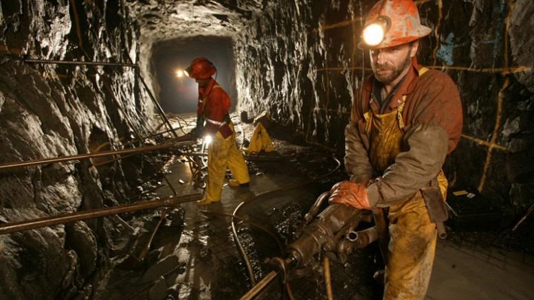 Miner job