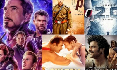 Top 10 Earning Movies In The History Of Bollywood