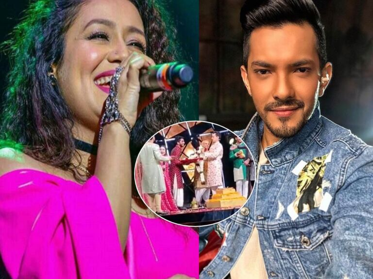 VIRAL ALERT!!! Neha Kakkar Marries With Aditya Narayan, Watch Video