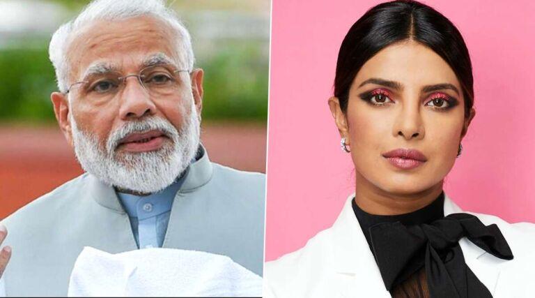 Narendra Modi Thanks Priyanka For Contributing To PM Cares Fund