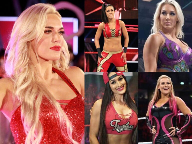 Top 10 Highest Paid WWE Divas Of 2020