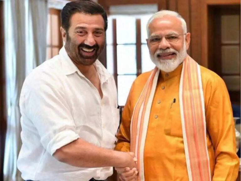 MP Sunny Deol appeal People To Stay At Home: Also Gave 50 lakh To His Parliamentary Constituency In Punjab
