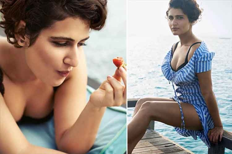 What's In The Fatima Sana Shaikh's Kitty Of 2020, Know Here