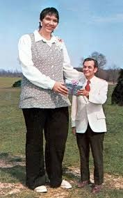 Jane Bunford tallest girl in the world
