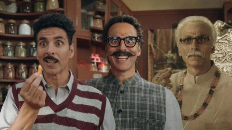 Akshay Kumar To Hit The Big Screen In Three Different Avtar