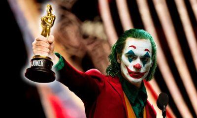 joker gets the oscar