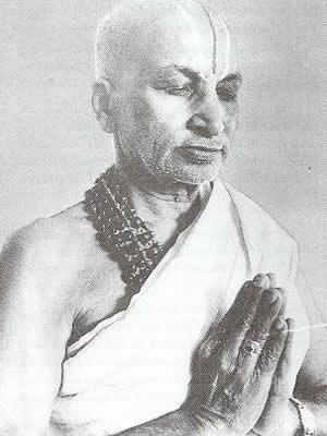 Tirumalai Krishnamacharya yoga guru
