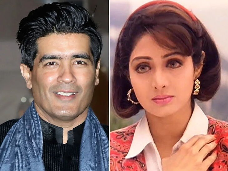 Big Steps Like Trimming Sridevi's Hairs Gave Me Recognition In The Bollywood Industry- Manish Malhotra