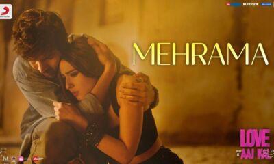 Mehrama song from movie love aaj kal