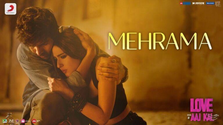 Mehrama Song- Love Aaj Kal | Kartik | Sara | Pritam | Darshan Raval | Antara