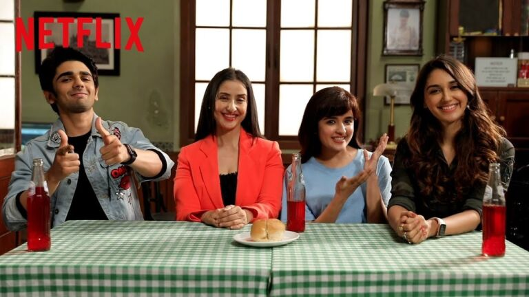 Manisha Koirala To Be Seen In This Netflix Film After 'Lust Stories'