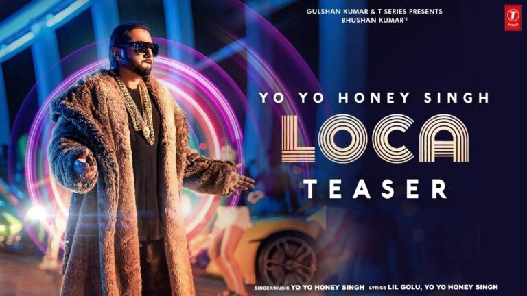 Loca Yo Yo Honey Singh: This New Song Of Yo Yo Went Viral On Youtube