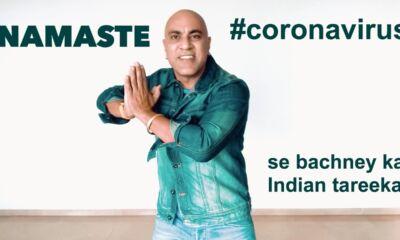 Baba Sehgal corona rap