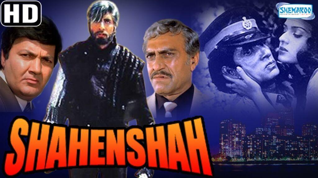 shahenshah returns