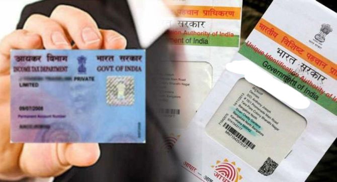 How To Link Pan Card With Adhaar Card, Know This Easy Process