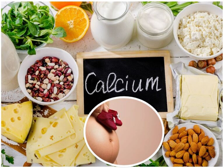 12 Compulsory Diets During Pregnancy To Avoid Calcium Deficiency