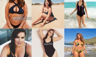 plus-size models of hollywood