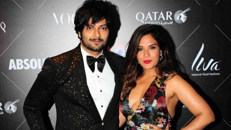Richa Chadha And Ali Fazal's Wedding Postponed Among COVID-19 Scare