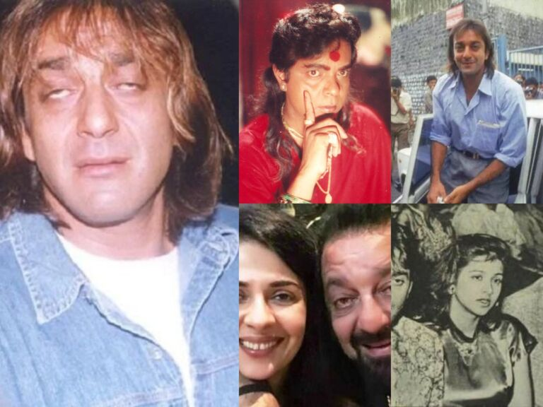 Unknown Story Of Drug Addiction Of Sanju Baba That You Must Read